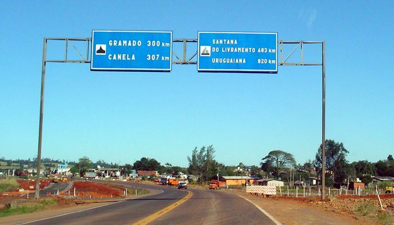 En auto a Brasil: la mejor ruta